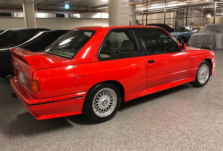 BMW M3 Capital Classic Autos Cars