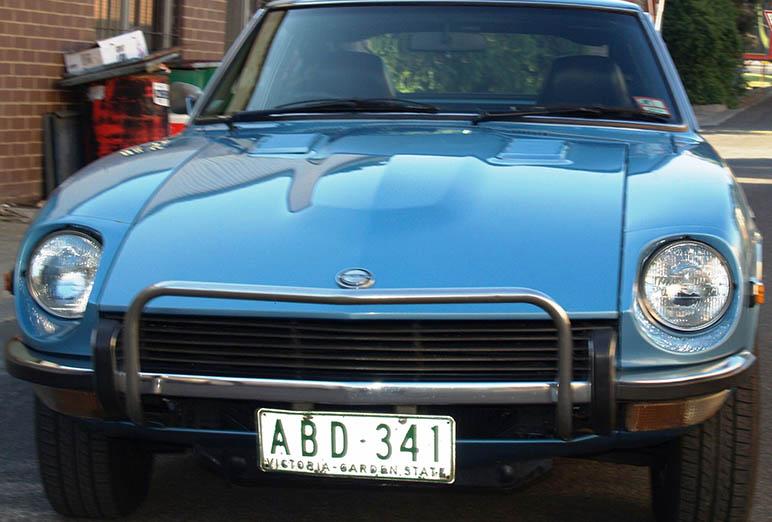 Datsun 260Z Capital Classic Autos Cars