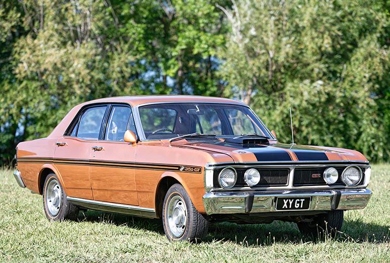 Falcon GT Phase 3 Capital Classic Autos Cars