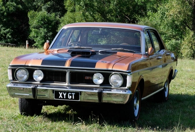 Falcon GT Phase 3 Capital Classic Autos Cars