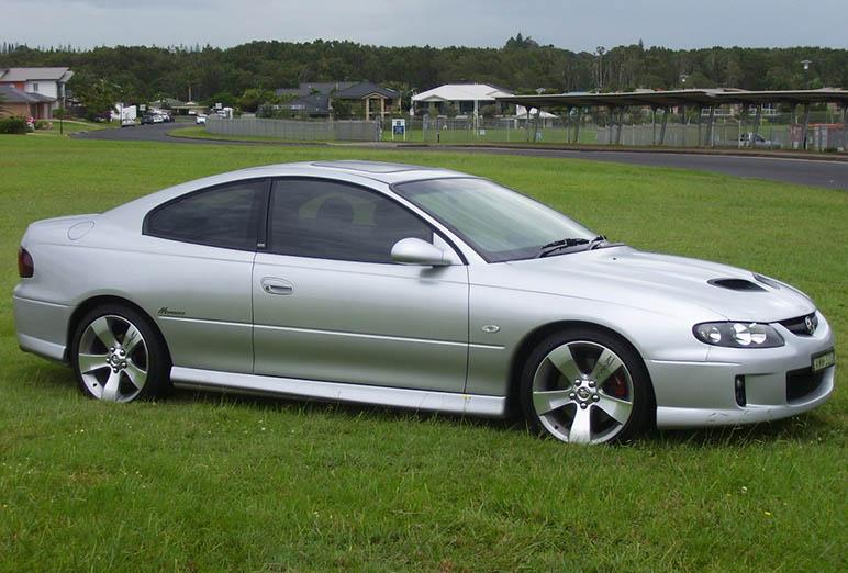 Holden Monaro CV8Z Capital Classic Autos Cars