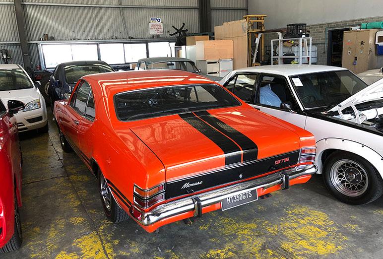 Holden Monaro HT Capital Classic Autos Cars