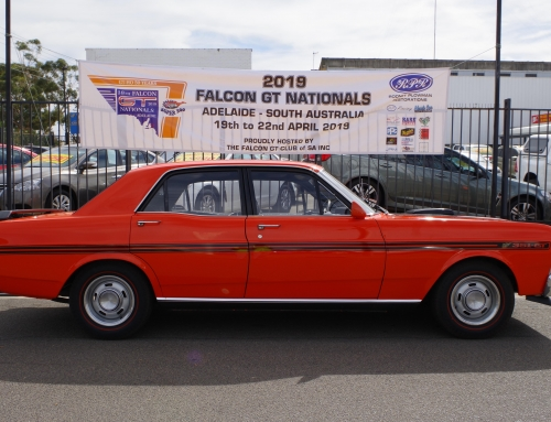 Top awards at 2019 Falcon GT Nationals
