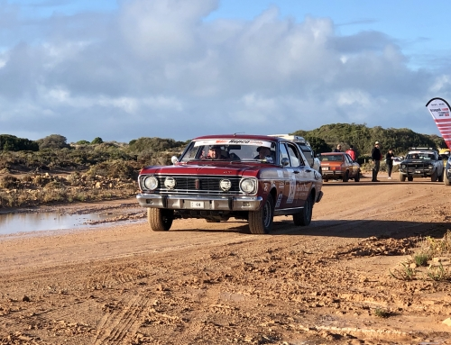 Repco Retrial 2019 – Our journey with our XT Falcon GT
